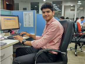 fresher placement in mumbai - Arfat Patel