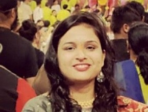 Sonali Hande Got Job in Datamatics India Pvt Ltd Mumbai
